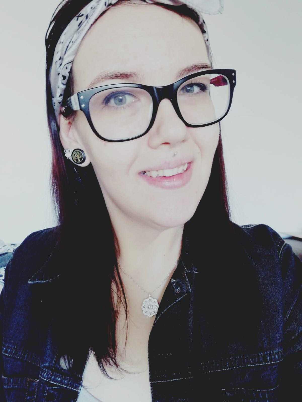Bild über Christine